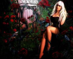 Garden Of Roses by JassysART