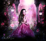 Dream Of A Butterfly Fairy
