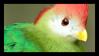 Bird Stamp 002 by JassysART