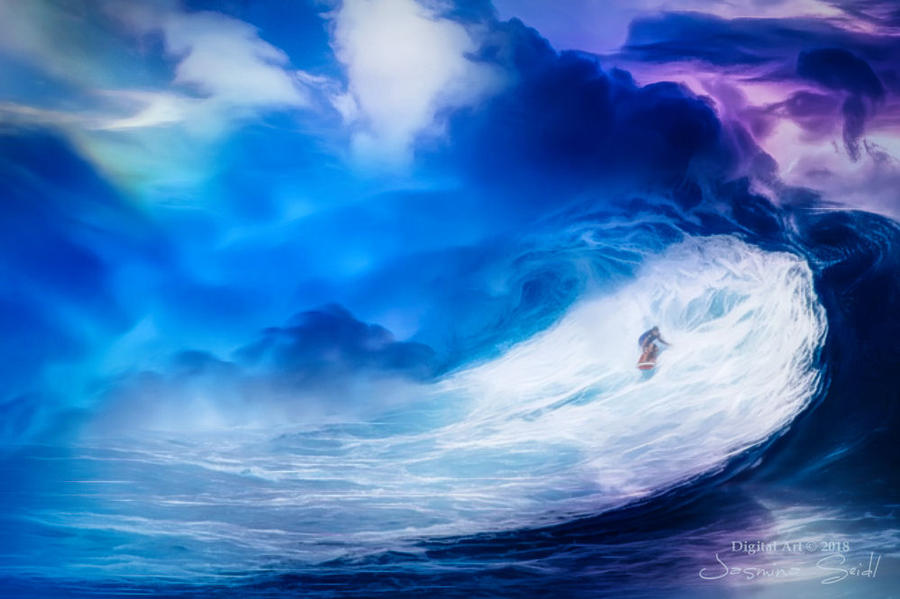 The Wave by JassysART