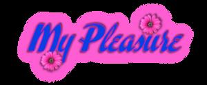 My Pleasure (2) by JassysART