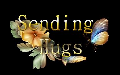 Sending Hugs by JassysART