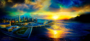 Shining City - Panorama