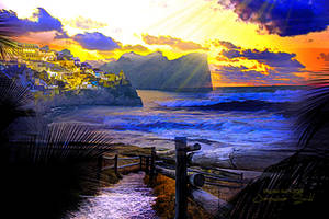 Color Dreamscape like painted by JassysART