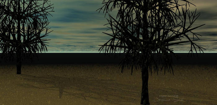 Spooky Landscape 002