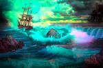 Sailing Far Away