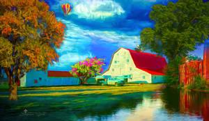 Ranch by JassysART