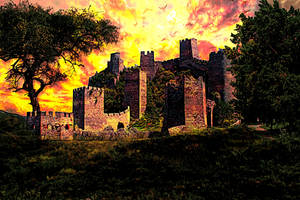 The Castle by JassysART