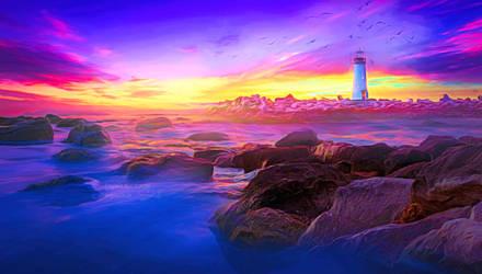 Lilac Dreams by JassysART