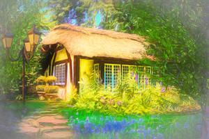 Cottage by JassysART