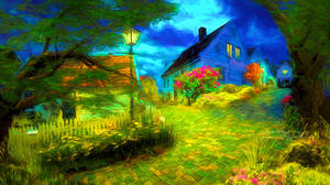 Bright Colors by JassysART