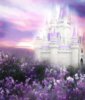 Premium Premade BG Fantasy Castle 003