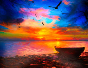 Golden Sky