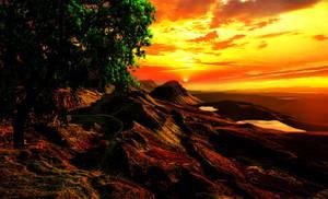 Premade Background Nature Stock 096