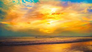 Sunset - Wallpaper