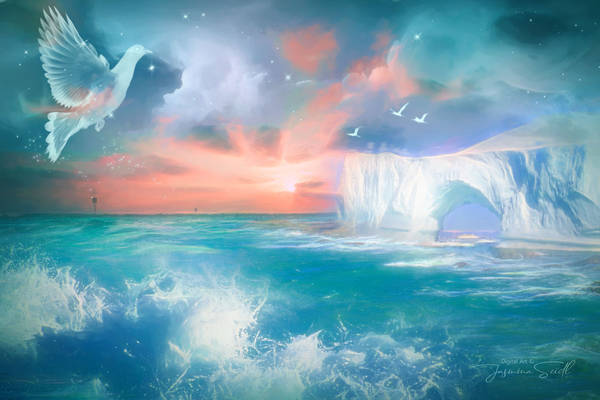 Iceberg directly ahead