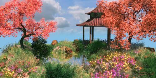 Japanece Garden