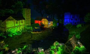 Colored Village