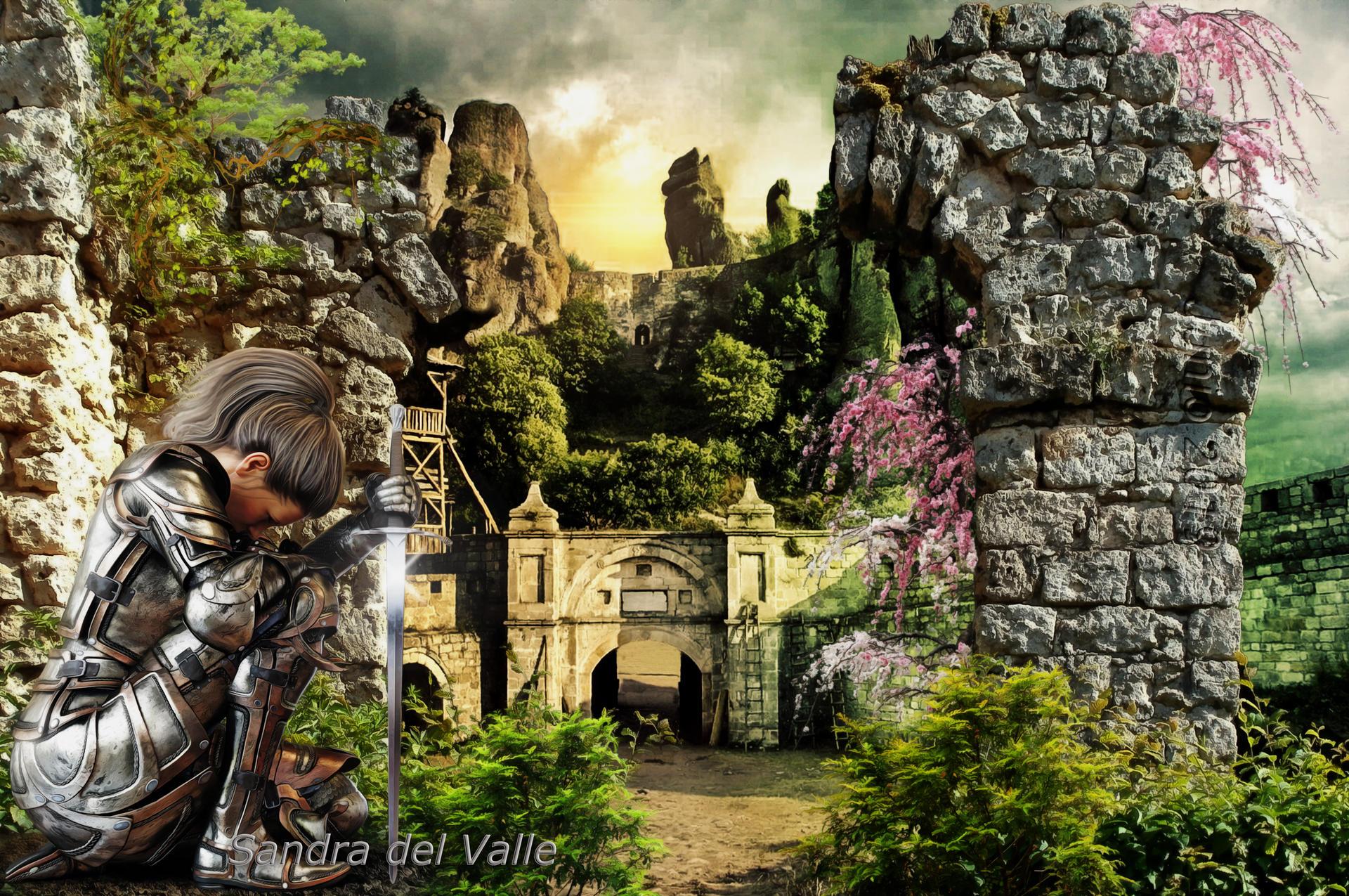 Mi Reino-Sandra del Valle