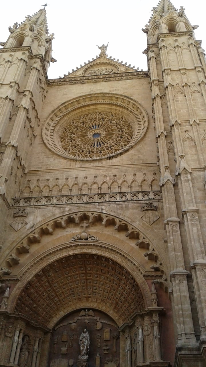 Cathedral Saint Mary of Palma of Mallorca