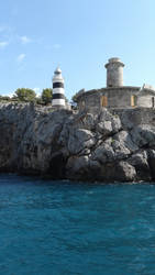 Port and Lighthouse of Soller