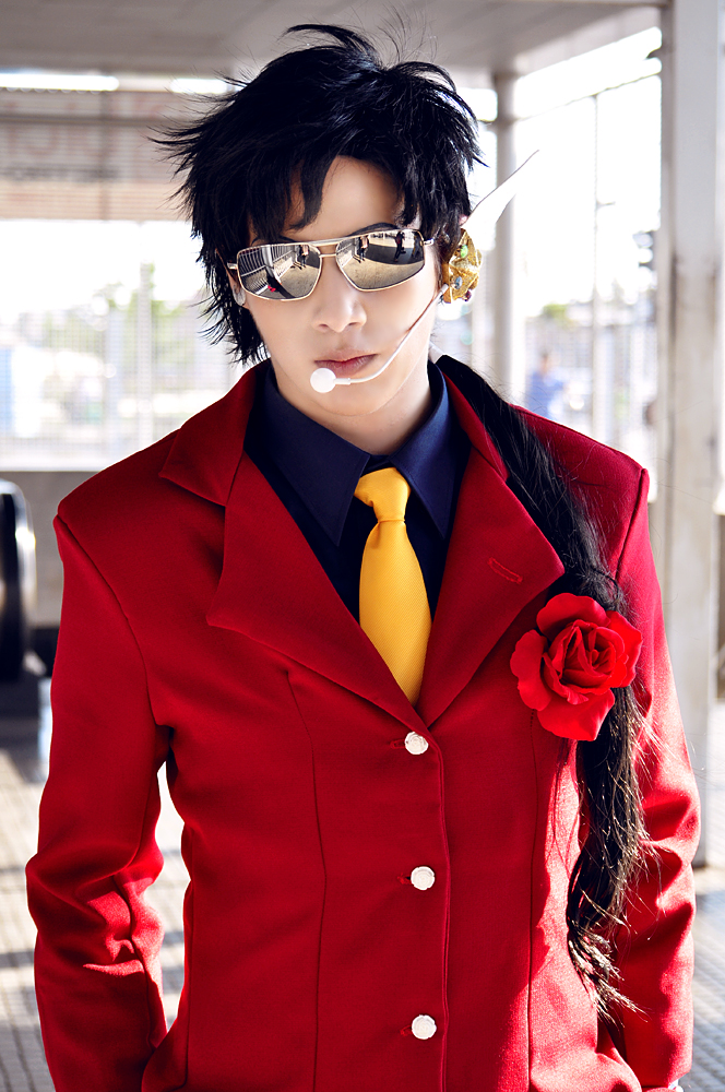 Seiya Kou Cosplay by zackyalexhell