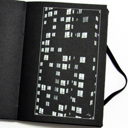 Black Book 02 - Apartment Building by rod-roesler