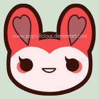 Studio Popo - Cute Bunny by Popo-Licious