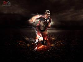 Fernando  Torres by REDFLOOD