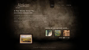Alzikan - Dark Art Gallery