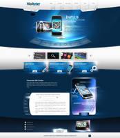hootster website by REDFLOOD