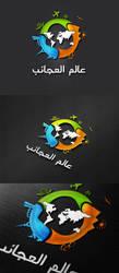 3gaebworld logo by REDFLOOD