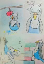 My Little Bird! by LunArrow