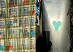 Heart and windows