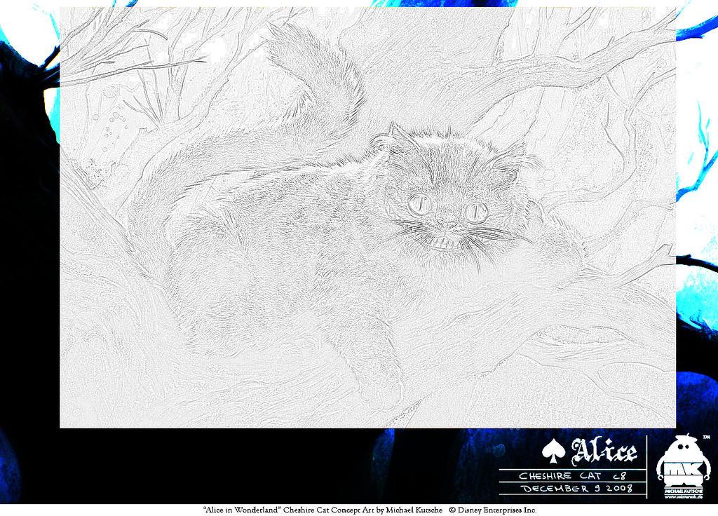 Cheshire Cat by skoocher
