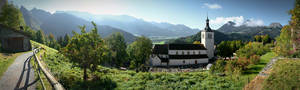 Gruyeres - Valley