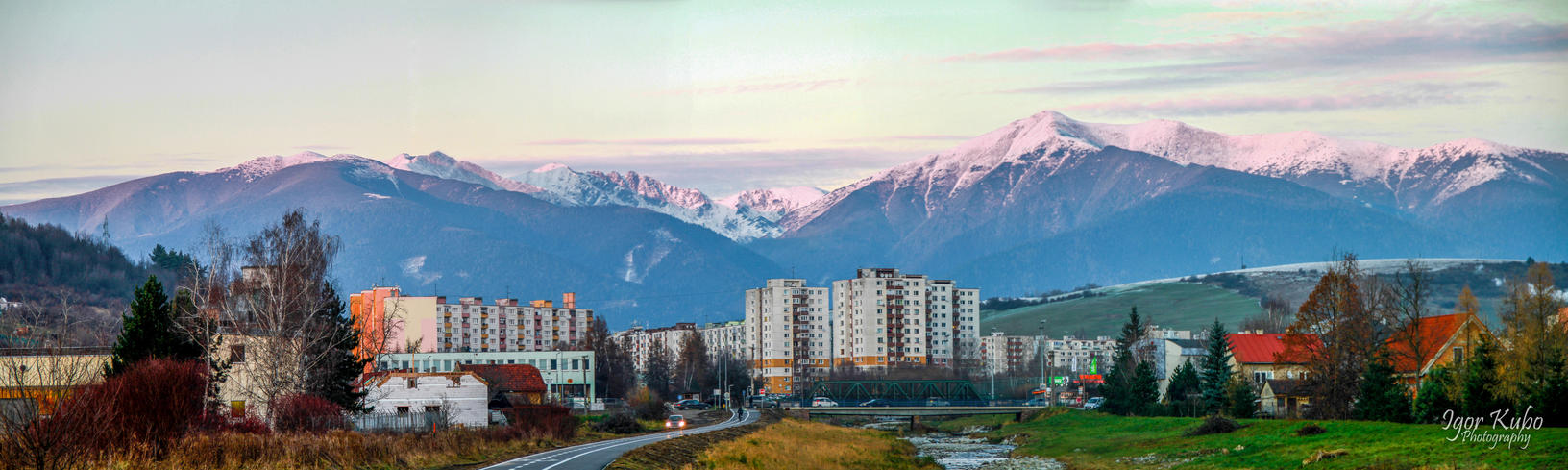 Podbreziny Panorama by igiman