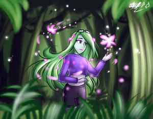 AO: DTIYS Plant Girl
