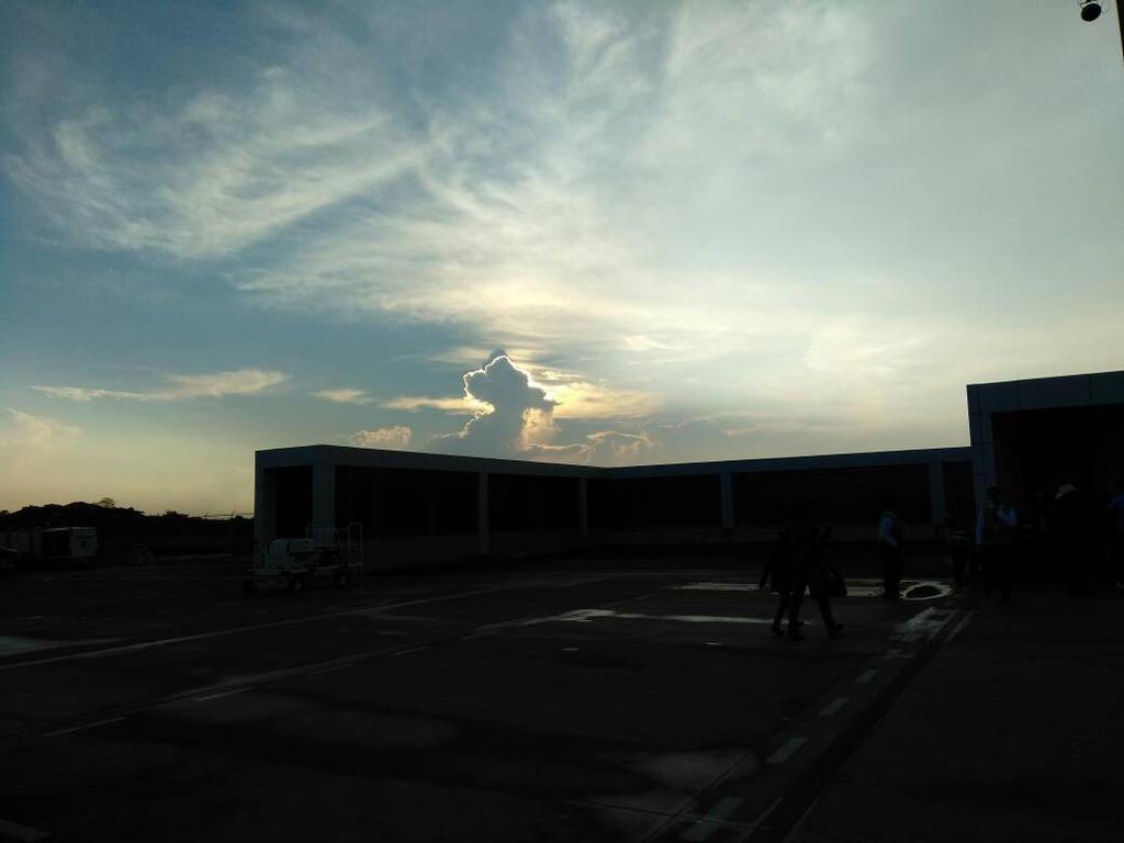 A heart in the morning sky by Zekrom734
