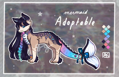 Mermaid Adoptable BTA/OTA (CLOSED)
