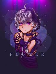 V4 Flower Fanart