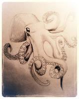 Octopus by MikeyDearest