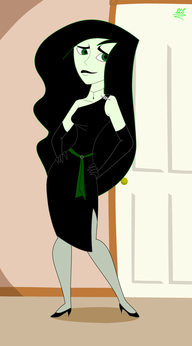Shego's new threads by turbolover175