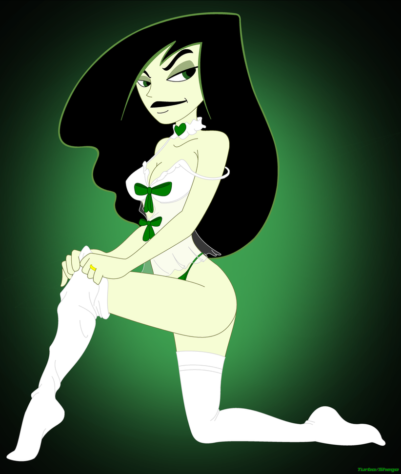 Shego's Teddy by turbolover175