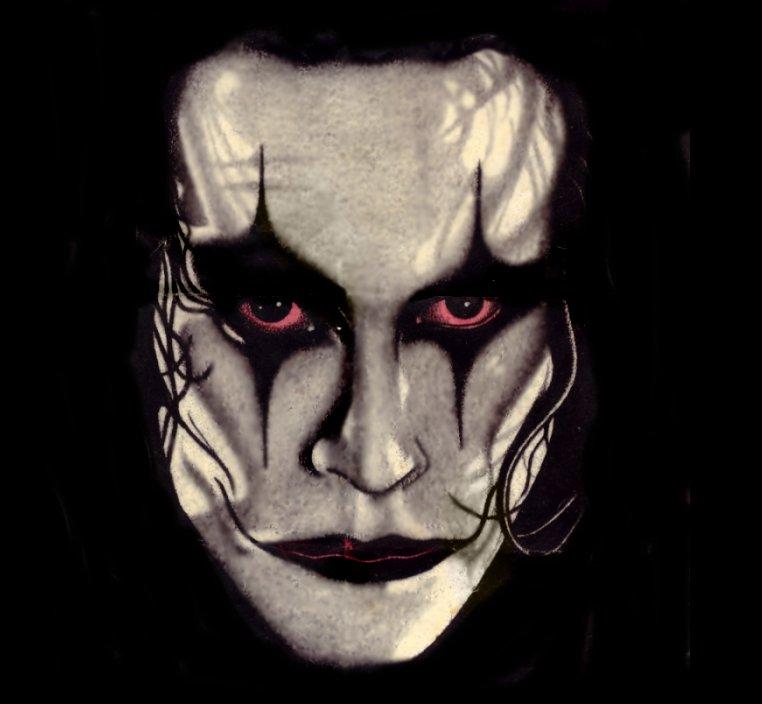 The Crows Face By Dj Vegan On Deviantart