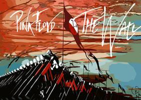 Pink Floyd - The Wall by BlackCyanide-fr
