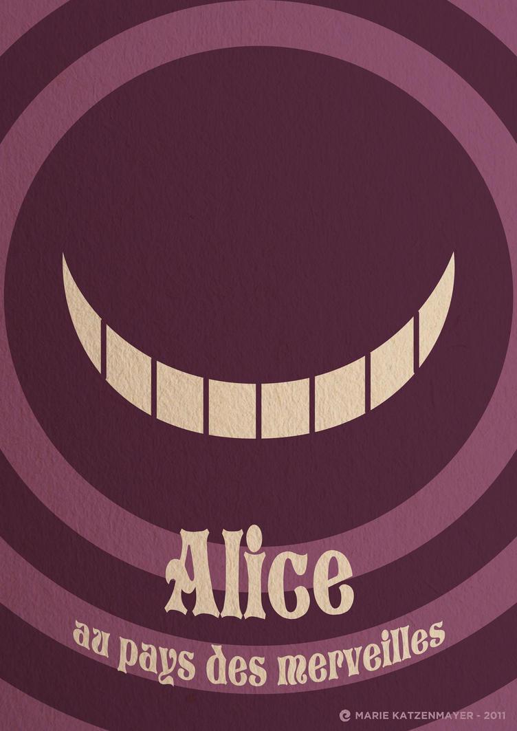 Alice au pays des merveilles by BlackCyanide-fr