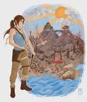 TOMB RAIDER : Adventure found me