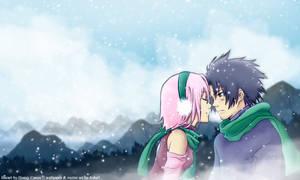 SasuSaku - Sweet Winter v.1