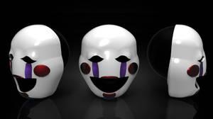 The Marionette's Mask (FNAF)